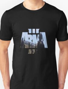 ARMA 3 - Edited Logo Unisex T-Shirt