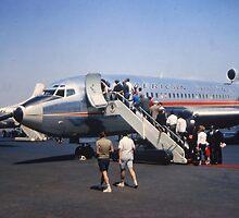 AA 727 AstroJet > by John Schneider