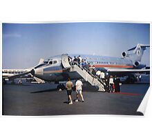 AA 727 AstroJet > Poster