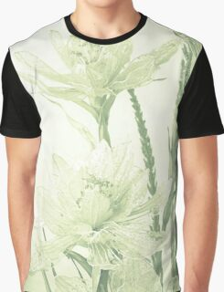 Glass flowers Graphic T-Shirt