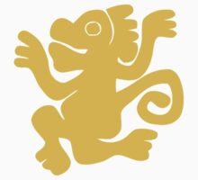 Green Monkeys - Legends of the Hidden Temple Shirt Kids Tee