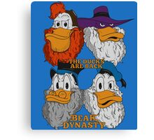Beak Dynasty Canvas Print