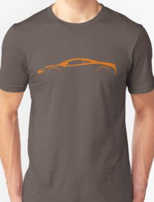 McLaren 570 Silhouette Unisex T-Shirt