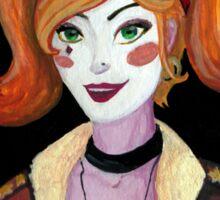 Harley Quinn Bombshells  Sticker