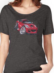 Ferrari 575 Caricature Women's Relaxed Fit T-Shirt