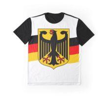 Bundesrepublik Deutschland ( Bundesadler)-3 Graphic T-Shirt