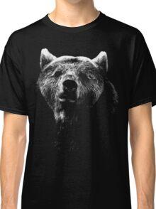 bear black shirt Classic T-Shirt