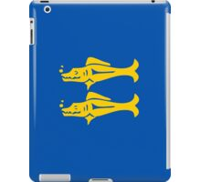 Blue Barracudas Legends of the Hidden Temple Shirt iPad Case/Skin
