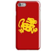 Red Jaguars Legends of the Hidden Temple Shirt iPhone Case/Skin