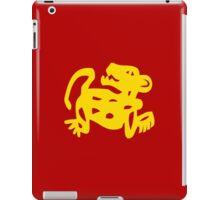Red Jaguars Legends of the Hidden Temple Shirt iPad Case/Skin