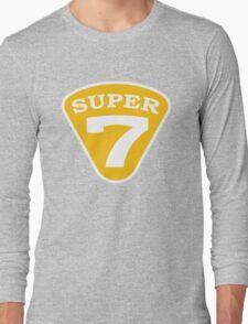 SUPER 7 Badge Long Sleeve T-Shirt