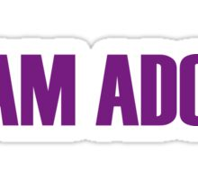 Team Adore Delano All Stars 2 Sticker