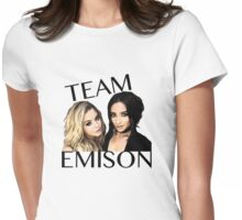 Team Emison - Pretty Little Liars Womens Fitted T-Shirt