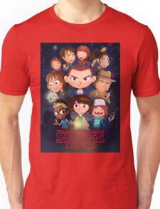 Stranger Things Cartoon Unisex T-Shirt