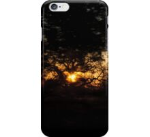 Drive By Sunset iPhone Case/Skin