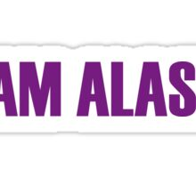 Team Alaska All Stars 2 Sticker