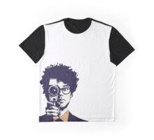 Richard Ayoade  Graphic T-Shirt