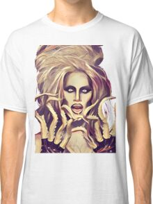 Sharon Needles with tentacles Classic T-Shirt