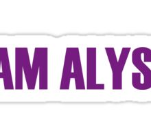 Team Alyssa Edwards All Stars 2 Sticker