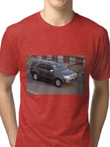 grey colored toyota fortuner Tri-blend T-Shirt