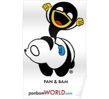 PANBAM Superheroes Poster
