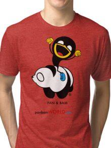 PANBAM Superheroes Tri-blend T-Shirt