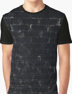 Black Bricks Graphic T-Shirt
