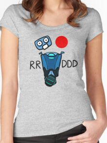 RRDDD You Hit [ ] Women's Fitted Scoop T-Shirt