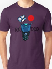 RRDDD You Hit [ ] Unisex T-Shirt