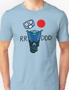 RRDDD You Hit [ ] Unisex T-Shirt