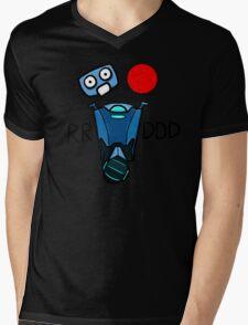 RRDDD You Hit [ ] Mens V-Neck T-Shirt