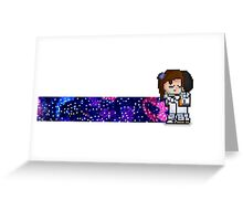 Never Pixel It Alone Greeting Card