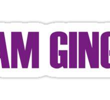 Team Ginger Minj All Stars 2 Sticker