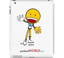 SON Sun iPad Case/Skin