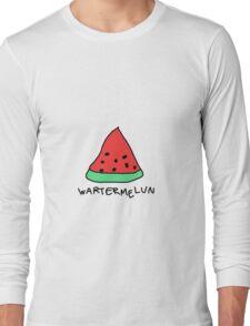 Froot: Wartermelun Long Sleeve T-Shirt