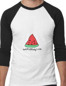 Froot: Wartermelun Men's Baseball ¾ T-Shirt