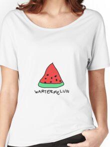 Froot: Wartermelun Women's Relaxed Fit T-Shirt