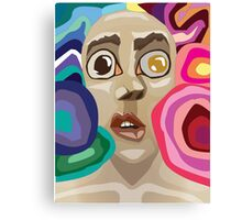 The Loud Room-Digital Canvas Print