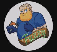 Fuzzy himself Kids Tee