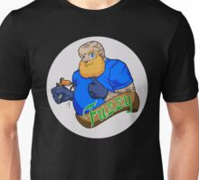 Fuzzy himself Unisex T-Shirt