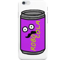 RRDDD Robo Cola iPhone Case/Skin