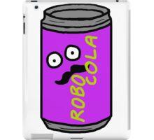 RRDDD Robo Cola iPad Case/Skin