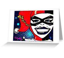 Tee Hee Hee! Greeting Card