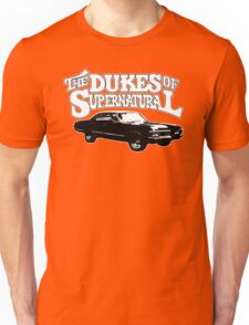 Dukes of Supernatural - variation Unisex T-Shirt