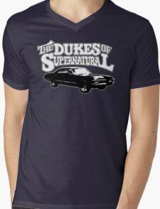 Dukes of Supernatural - variation Mens V-Neck T-Shirt