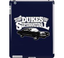 Dukes of Supernatural - variation iPad Case/Skin