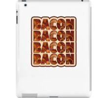 Bacon Bacon Bacon Bacon - 4 Slices of Bacon iPad Case/Skin