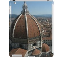 Florence from above iPad Case/Skin