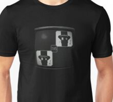 Top Hat Syndrome - CRT Logo Unisex T-Shirt