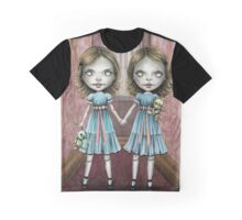 The Creepy Twins Graphic T-Shirt